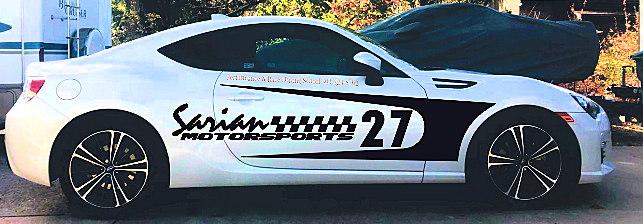 2015 Subaru BRZ Rental